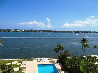 West Palm Beach Condo For Sale: 2800 Flagler Drive #701