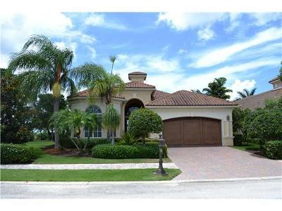 Port Saint Lucie Single Family Home For Sale: 101 SE Bella Strano