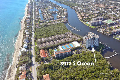 Highland Beach Condo For Sale: 3912 S Ocean Boulevard #1201