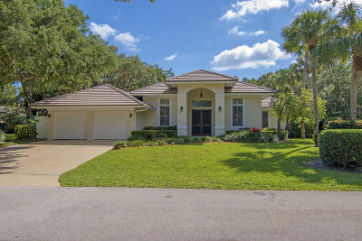Vero Beach Single Family Home For Sale: 1240 Indian Mound Trail