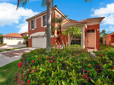 Riviera Beach Single Family Home Contingent: 2038 Bonisle Circle