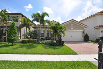 Delray Beach Single Family Home For Sale: 16622 Gateway Bridge Drive