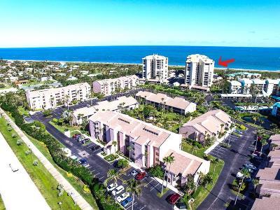 Fort Pierce Condo For Sale: 2400 S Ocean Drive #4234