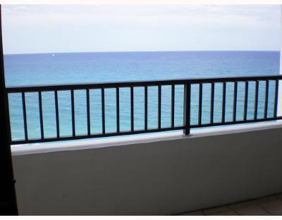 Juno Beach Rental Contingent: 600 Ocean Drive #11d