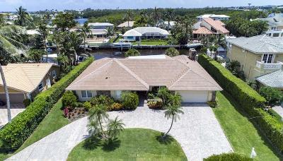 Ocean Ridge Single Family Home For Sale: 19 Eleuthera Drive