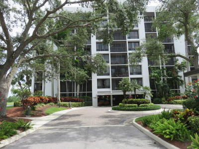 Boca West Condo For Sale: 7786 Lakeside Boulevard #663