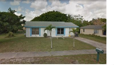 Delray Beach Single Family Home For Sale: 228 NW 9th Avenue