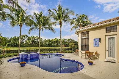 Palm Beach Gardens Rental Contingent: 162 Esperanza Way