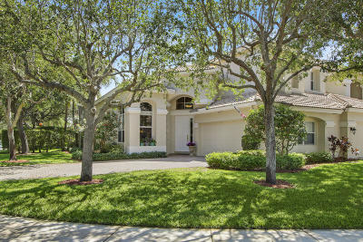 North Palm Beach Townhouse For Sale: 720 Cable Beach Lane