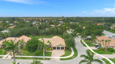 Delray Beach Single Family Home For Sale: 4527 S Barwick Ranch Circle
