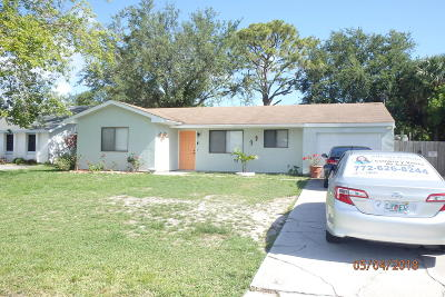 Single Family Home Sold: 2257 SE Melaleuca Boulevard