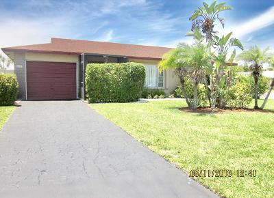 Tamarac Single Family Home For Sale: 8207 NW 93 Avenue