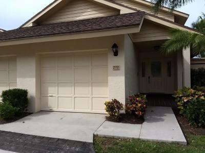 Condo For Sale: 16914 Waterbend Drive #272