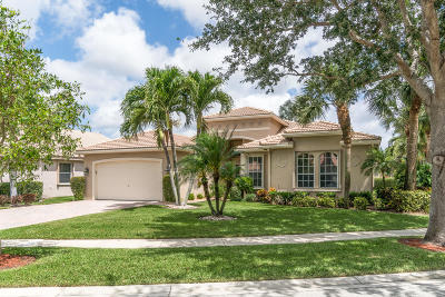Delray Beach Single Family Home For Sale: 13516 Barcelona Lake Circle