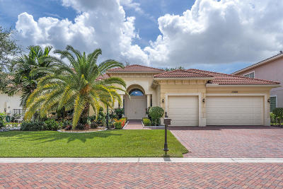 Boca Raton Single Family Home For Sale: 17390 Pavaroso Street