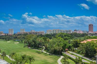 Boca Raton Condo For Sale: 99 SE Mizner Boulevard #809