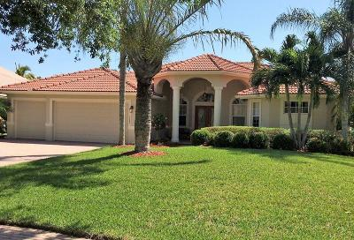 Palm City Single Family Home For Sale: 4441 SW Long Bay Drive