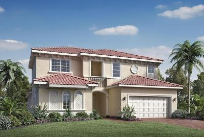 Jupiter FL Single Family Home For Sale: $1,083,995