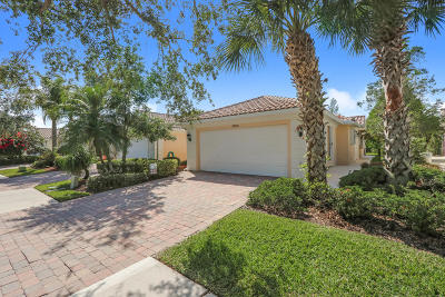 Hobe Sound Single Family Home For Sale: 3668 SE Big Bend Terrace