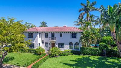 West Palm Beach Single Family Home For Sale: 445 30th Street