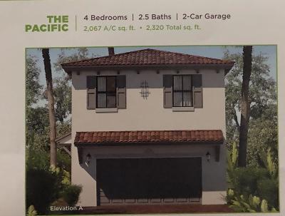 Riviera Beach Single Family Home Contingent: 6016 Pine Tree Way