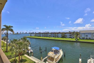 North Palm Beach Condo Contingent: 104 Paradise Harbour Boulevard #412