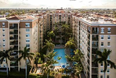 West Palm Beach Condo For Sale: 1801 Flagler Drive #419