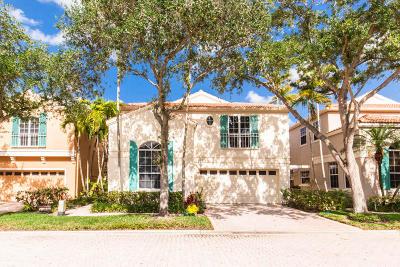 Palm Beach Gardens Single Family Home For Sale: 9 Via Verona
