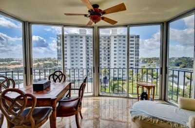 Delray Beach Condo For Sale: 200 Macfarlane Drive #N-704