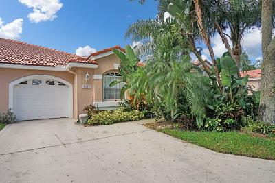 Boca Raton Single Family Home For Sale: 8327 Via Di Veneto