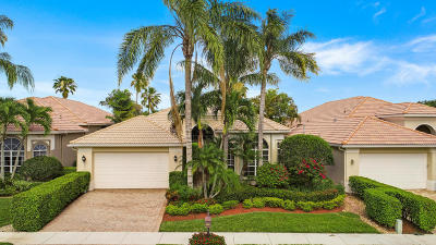 West Palm Beach Single Family Home For Sale: 8014 Sandhill Court