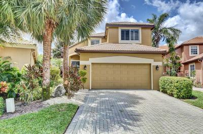 Boca Raton Single Family Home For Sale: 3354 NW 53rd Circle