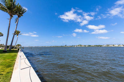 West Palm Beach Condo For Sale: 2800 Flagler Drive #310