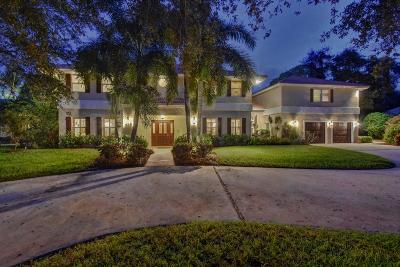 Boca Raton FL Single Family Home Contingent: $1,575,000