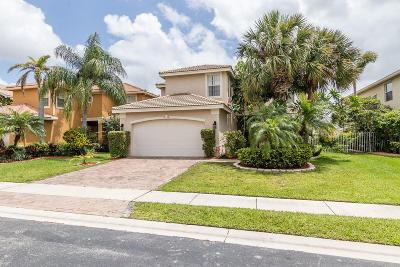 Greenacres Single Family Home For Sale: 5530 Baja Terrace