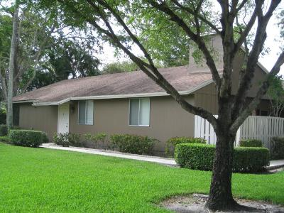 Boca Raton Single Family Home Contingent: 22276 Whistling Pines Lane