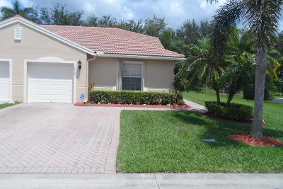 West Palm Beach Single Family Home For Sale: 2060 Misty Shores Way