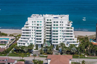 Aragon Condo For Sale: 2494 S Ocean Boulevard #J-7