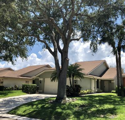 Jupiter Single Family Home Contingent: 168 Seashore Drive