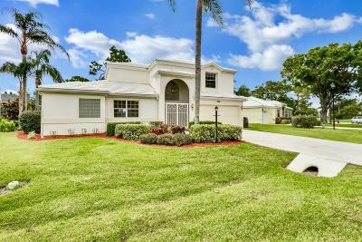 Tequesta Single Family Home Contingent: 8721 SE Riverfront Terrace