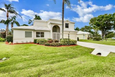 Tequesta FL Single Family Home Contingent: $325,000