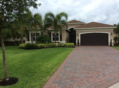 Boynton Beach Single Family Home For Sale: 12110 Bear River Road