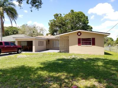 Single Family Home Sold: 1809 Sunrise Boulevard