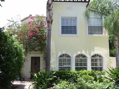 West Palm Beach Single Family Home For Sale: 333 Greenwood Drive