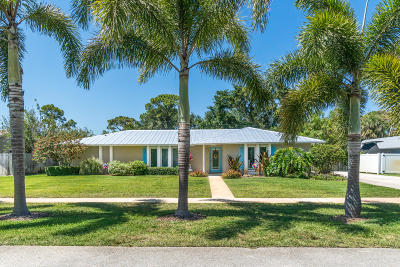 Palm Beach Gardens Single Family Home For Sale: 2423 Windsor Road