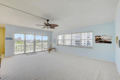 Delray Beach Condo For Sale: 1000 Lowry Street #4j