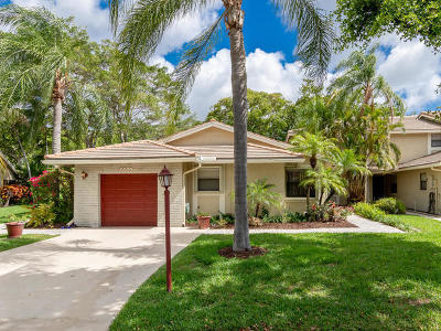 Deerfield Beach Single Family Home For Sale: 3299 Lake Shore Drive