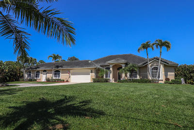 Palm Beach Gardens Single Family Home For Sale: 15268 75th Avenue