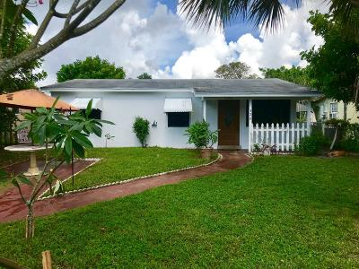 Delray Beach Single Family Home For Sale: 326 NW 6th Avenue