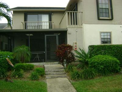 Hobe Sound Rental For Rent: 7401 SE Jamestown Terrace #7401